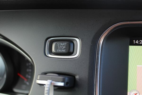 Volvo V40 2,0 T2 122 Kinetic Eco billede 9
