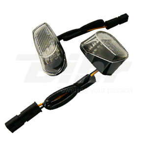 Frecce LED indicatore di direzione lampeggiante luce indicatore di direzione Indicatore per BMW F800GT F800R F800S F800ST S1000RR
