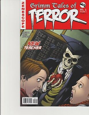 Grimm Tales of Terror Volume 3 #10 Cover A Zenescope Comic GFT NM Eric J