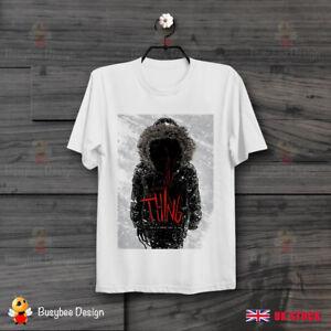 John-Carpenter-The-Thing-Movie-Horror-Sci-Fi-Cool-Unisex-T-Shirt-B322
