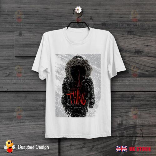 John Carpenter The Thing Movie Horror Sci Fi Cool  Unisex  T Shirt B322