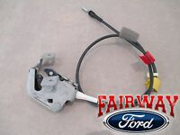 97 Thru 04 F-150 Super Cab Ford Rear Door Upper Latch W/ Cable Left Driver
