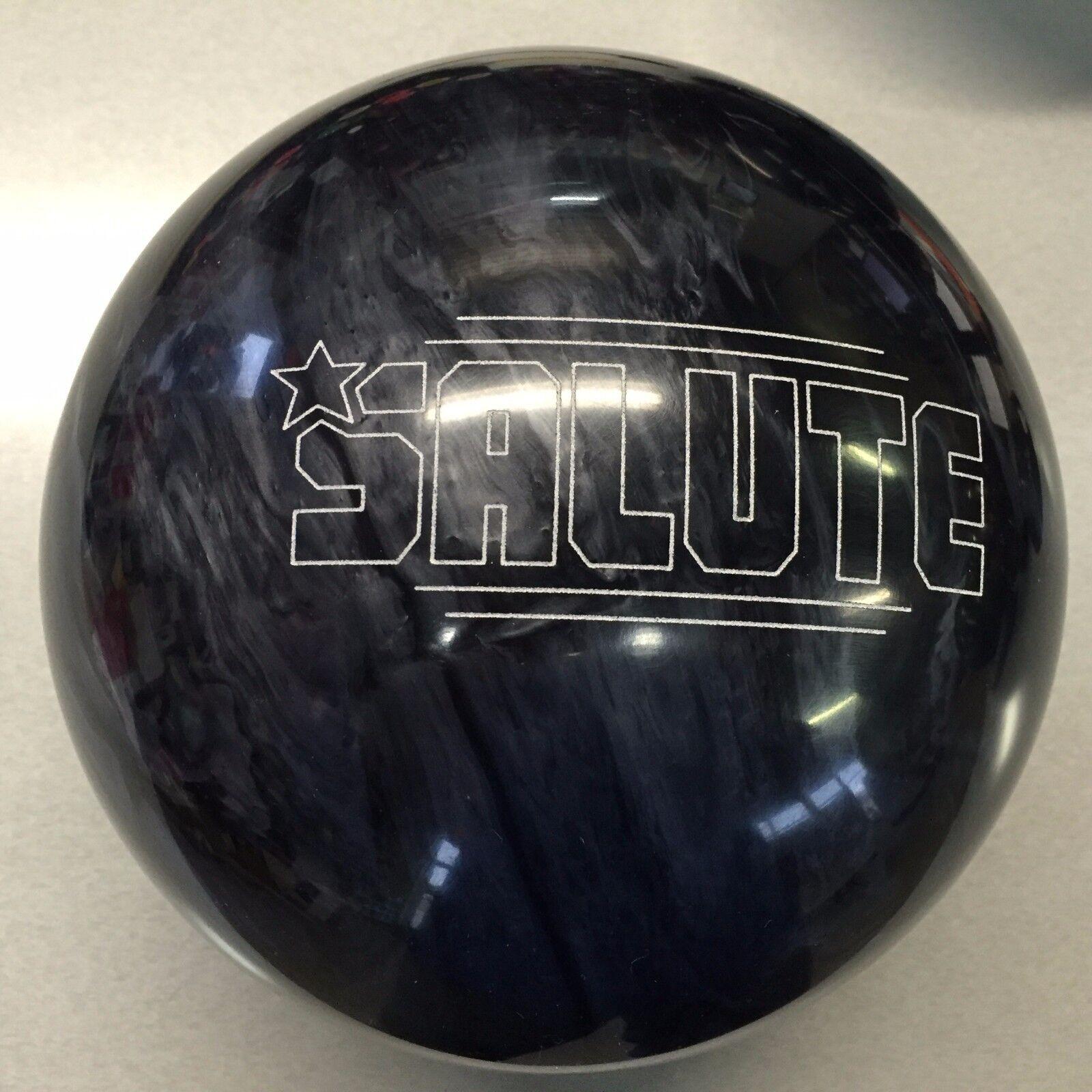 Ebonite SALUTE  1ST QUALITY  BOWLING  ball  16 lb.   BRAND NEW IN BOX