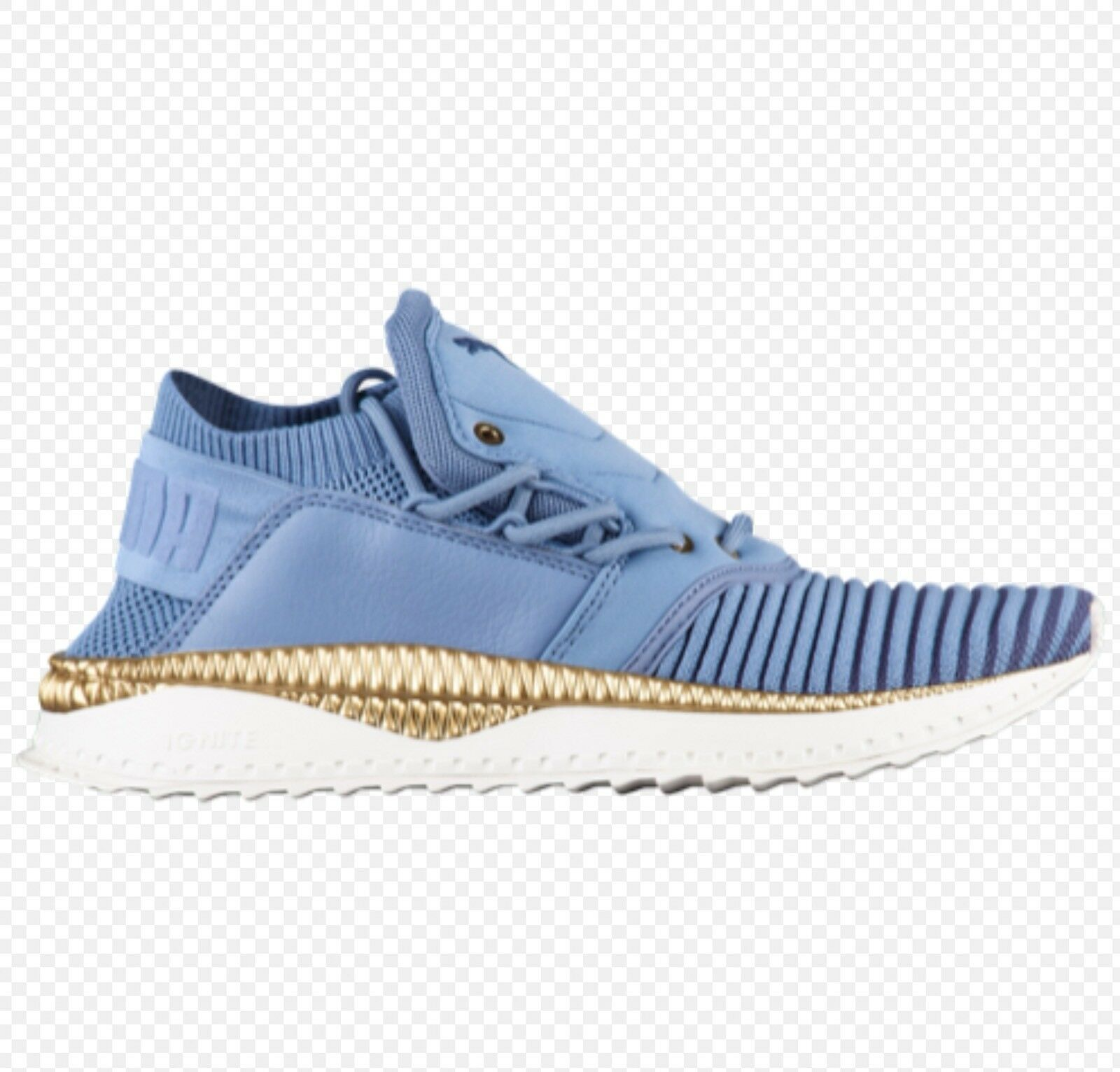 Puma Women Women's Tsugi Shinsei Blue Sneakers, Sport Athletic Walking Shoes 7 M