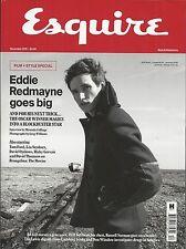 Esquire magazine Eddie Redmayne Tom Ford Lea Seydoux Ricky Gervais Brangelina