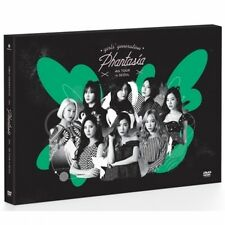 GIRLS' GENERATION 4th Tour PHANTASIA in SEOUL DVD + PHOTOBOOK + POSTER IN TUBE