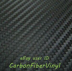 Oem 3m Di Noc Dinoc Carbon Fiber Vinyl Sheet Wrap 2 X6 Ebay