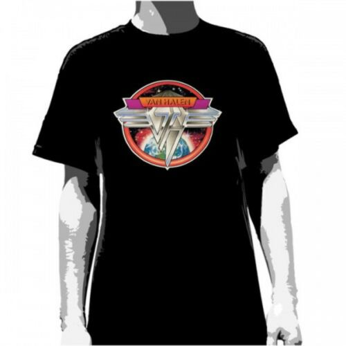 OFFICIAL Van Halen Space Logo T-shirt NEW Licensed Band Merch ALL SIZES
