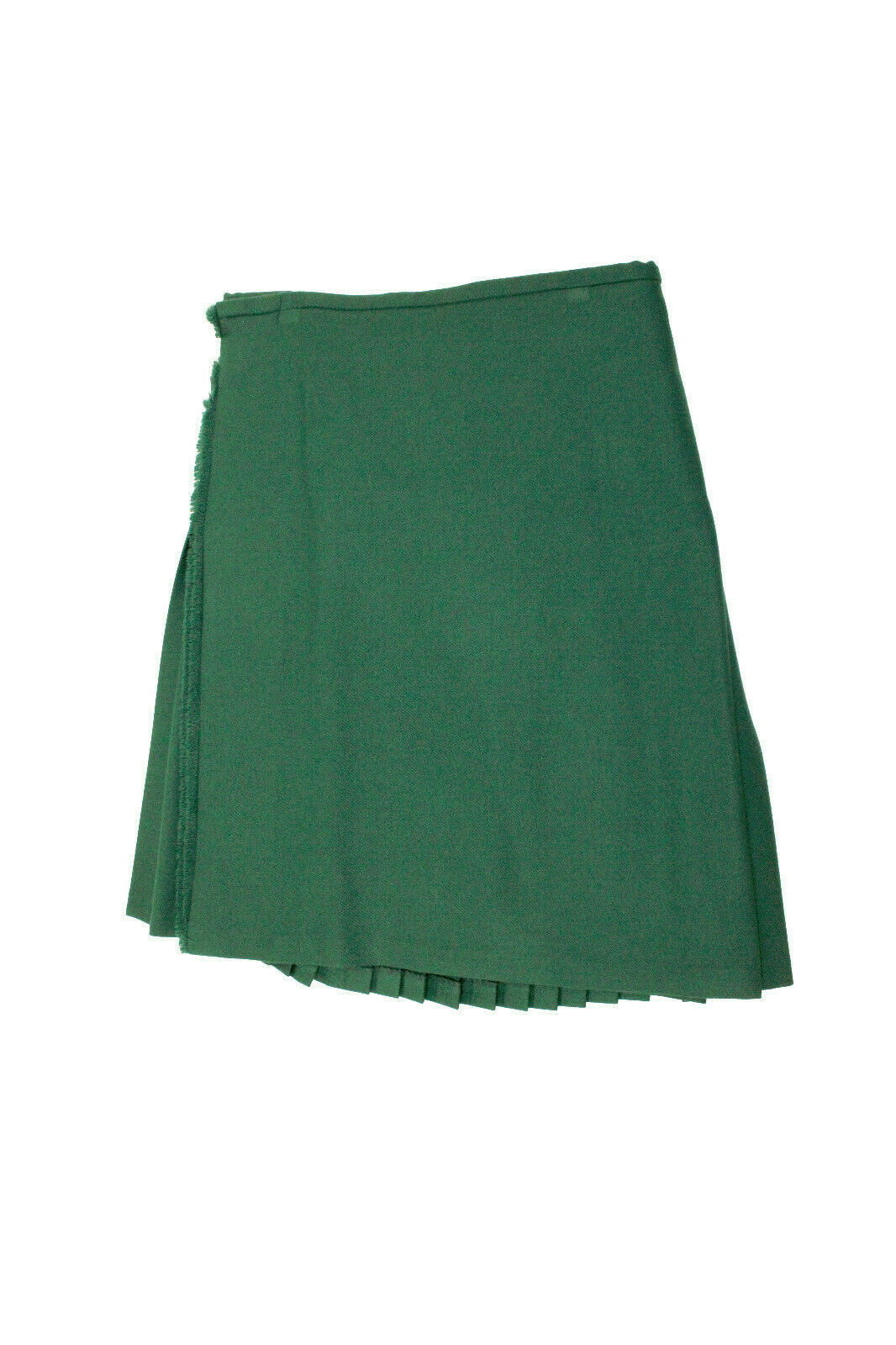 NEW Green Oban 16oz 6 Yard Wool Kilt - clear out at - limited sizes