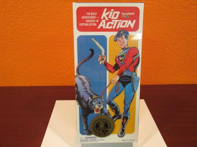 Captain aktion junge aktion junge super - held.