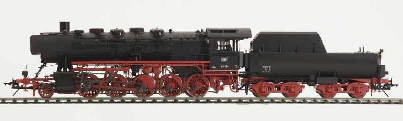 Lenz 40252-01 Vapor Locomotora Br 50 629 Db III Pared de Frontera Escala 0