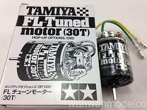 Tamiya FL-Tuned Motor 30T RC Cars 4WD Buggy Crawler Drift Touring Truck #54392