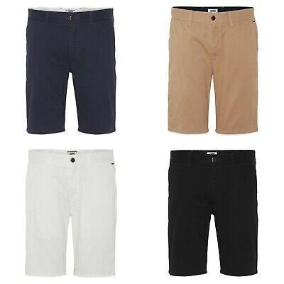 Tommy Jeans Essential Chino Short In Classic Khaki