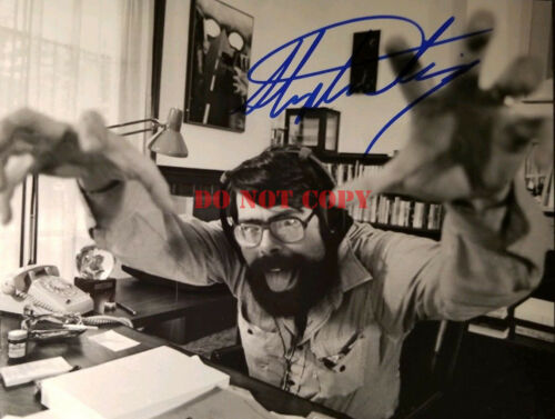 Stephen King Signed 8x10 Autographed Photo reprint