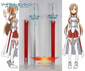 Hot-Anime-Sword-Art-Online-Asuna-Yuuki-Sword-PVC-Cosplay-Prop-With-Red-Sheath