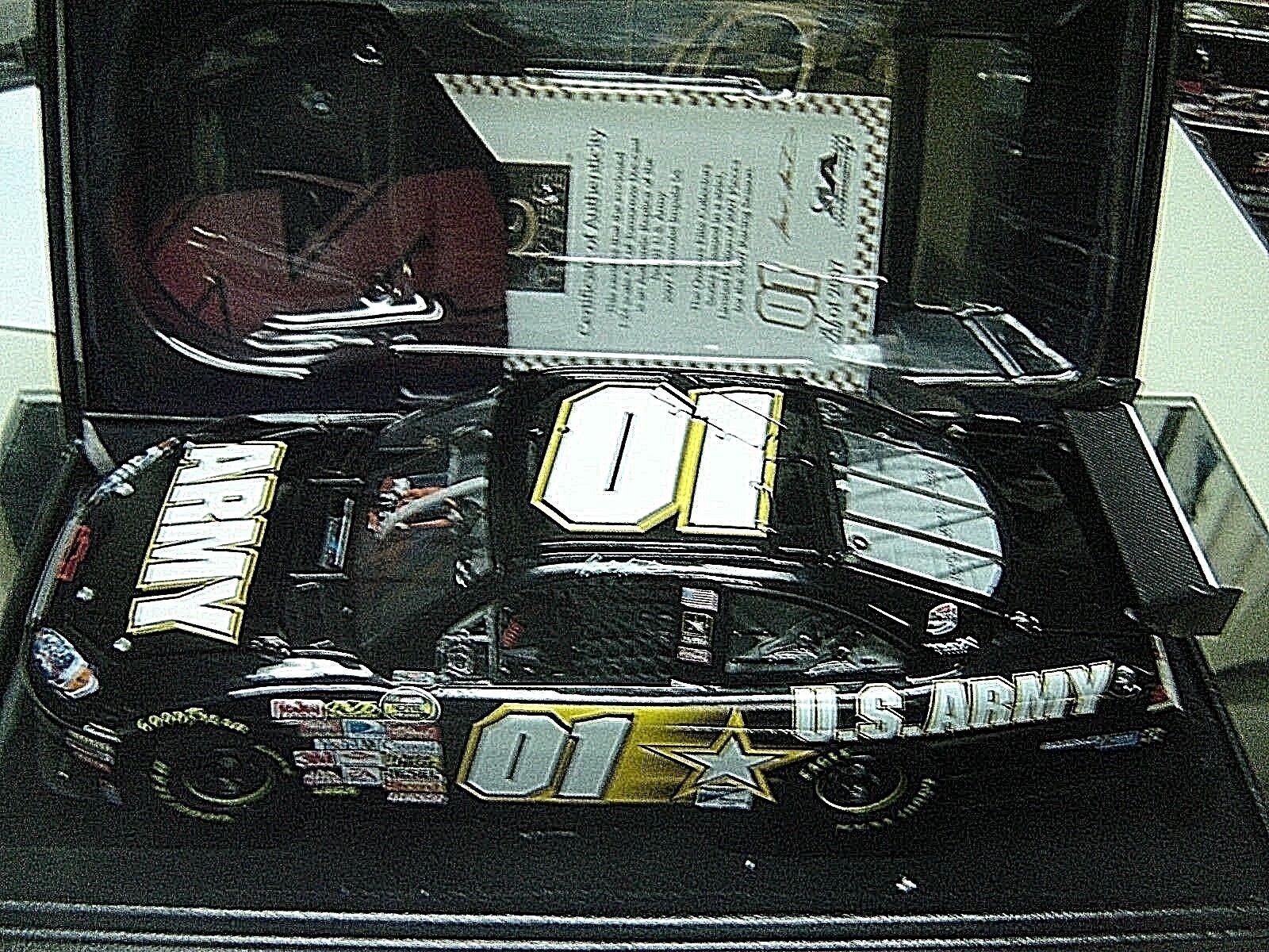 2007 MARK MARTIN U.S. ARMY OWNERS ELITE COT IMPALA GINN RACING 1 24