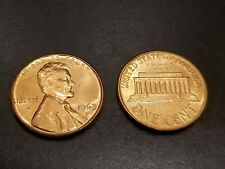 Uncirculated 1963-D Penny Roll
