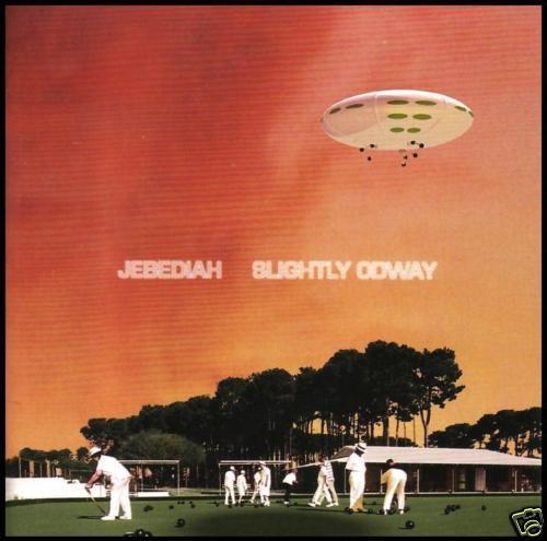 JEBEDIAH - SLIGHTLY ODWAY - 90's AUSSIE ROCK CD *NEW*