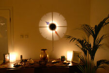 Time bright, WALL CLOCK  LIGHT, MOUNTED  PROJECTION clock. wall