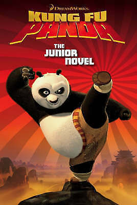 """VERY GOOD"" Kung Fu Panda – Novel, , Book"