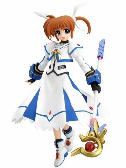 Figma 053 Magical Girl Lyrical Nanoha The Movie 1st Nanoha The MOVIE 1st ver.