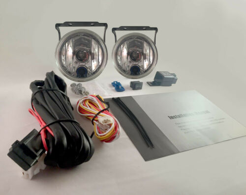 Fog Lamps Kit For 2000-2011 Mitsubishi Eclipse GS spyder 07