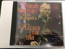 Woody Herman - Live at Peacock Lane Hollywood (January 13, 1958, Live CD