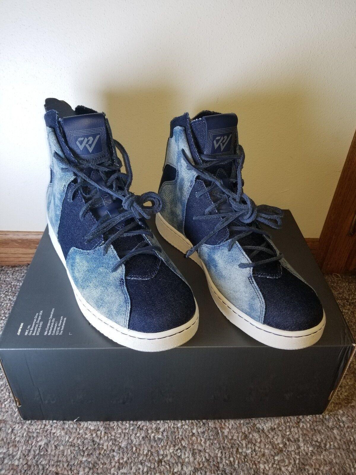 Uomo numero scarpe 10 jordan westbrook 0,2 scarpe numero col jeans scarpe 854563 406 a1d2a6