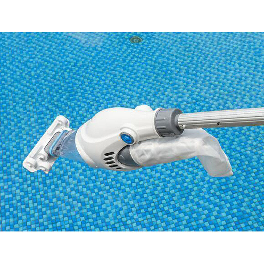 Household Automatic Swimming Pool Bathtub Ash Leaf Cleaner Vacuum Cleaning