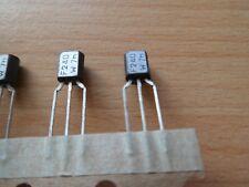 10 Stück BF199 Siemens TO92 NPN Silicon RF Transistor 10pcs