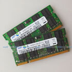 Samsung 4GO 2x2GO PC2-5300 DDR2-667 667Mhz 200pin DDR2 Laptop Memory SO-DIMM RAM