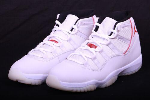 Tint Jordan Retro 191888285167 Red Air Platinum 378037 para Nike hombre o Tama University 11 016 wA5XSWq