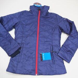 110-Columbia-Women-039-s-Morning-Light-Insulated-Omni-Heat-Jacket-Small-Purple-NEW