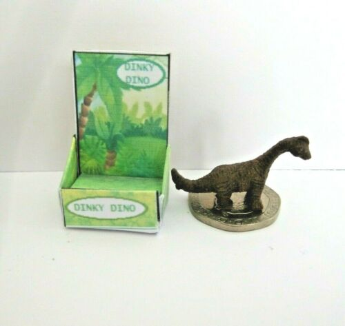 BOXED TOY  DINKY DINO        DOLLS HOUSE  MINIATURE