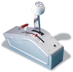 BM80842-B-amp-M-Pro-Ratchet-Shifter-3-or-4-Speed-Ratchet-Shifter-Aluminium-Cover-NEW