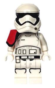 Dettagli su NEW LEGO FIRST ORDER STORMTROOPER FROM SET 75104 STAR WARS EPISODE 7 (SW0664)