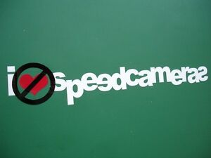 I-Love-Hate-Speed-Cameras-Sticker-Decal-Funny-JDM-DUB