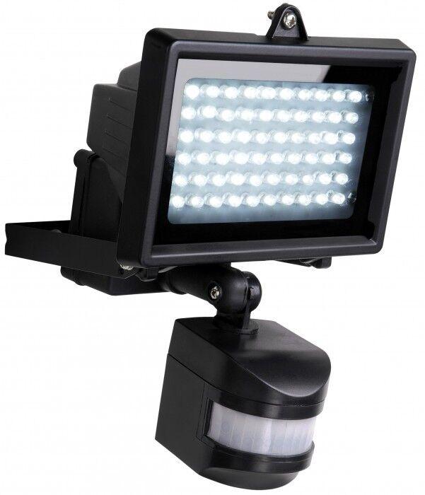 2 x LED LED LED Strahler mit Bewegungsmelder LED-Scheinwerfer 60 LED´s Energieklasse A | Lebhaft und liebenswert  | Vollständige Spezifikation  | Eleganter Stil  3a2dc8