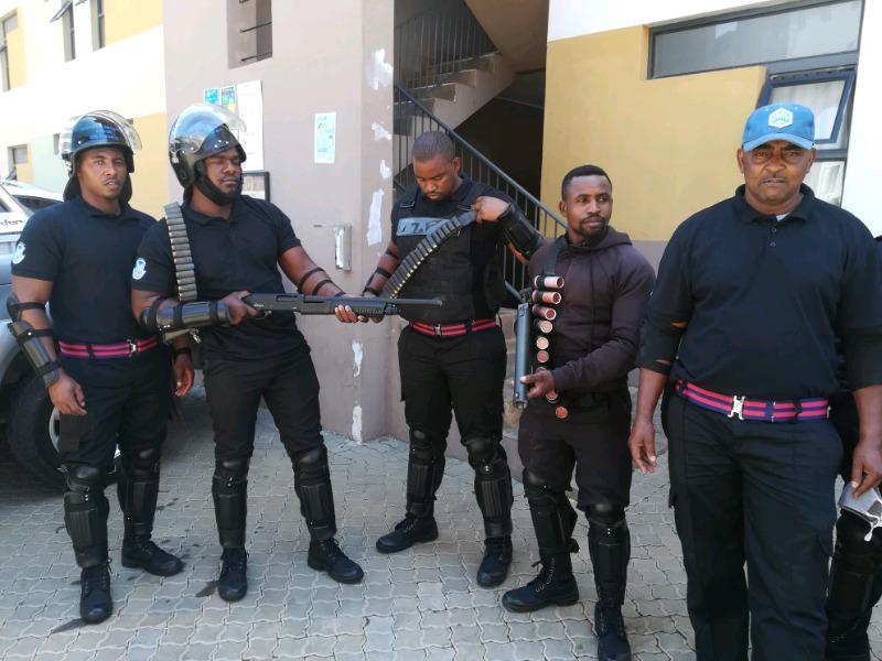 Bodyguard & security