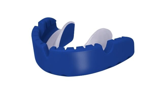Authentic OPRO Ortho gold Adults Mouthguard