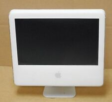 "Apple iMac 20"" All-In-One 2.16GHz Core 2 Duo  A1207 FOR PARTS"