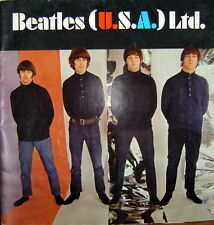 1966 BEATLES FINAL TOUR ORIGINAL USA LIMITED CONCERT PROGRAM