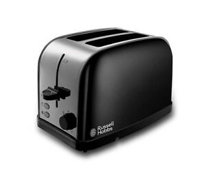 Russell-Hobbs-18782-Toaster-Dorchester-2-Slice-Toaster-Black
