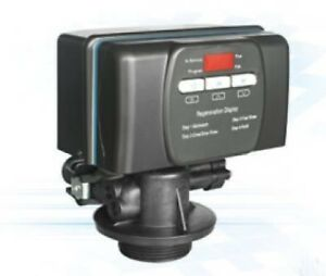Sve Meter Flotrol F20 Whole House Water Softener Single Valve