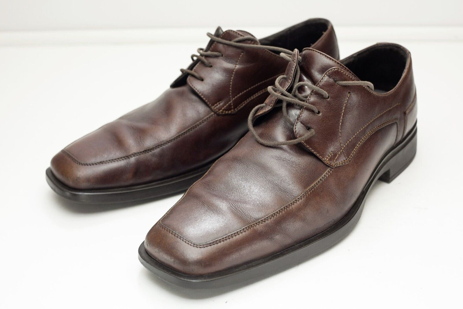 Johnston & Murphy 9 Brown Oxford Dress Shoes