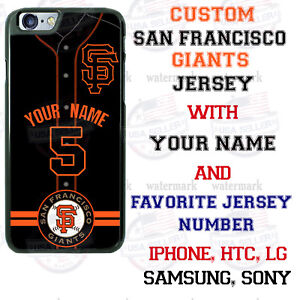 SAN-FRANCISCO-GIANTS-PHONE-CASE-COVER-WITH-NAME-amp-No-FOR-IPHONE-SAMSUNG-MOTO-etc