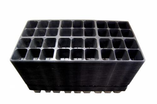 Case of 100 Flower  Seeds Herbs Seed Starting Tray 36 Cell 606 Jumbo Insert