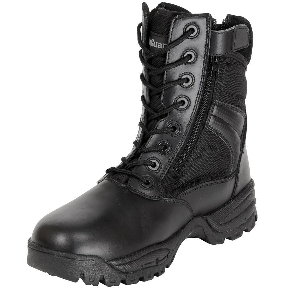 Casual salvaje Bottes / Rangers / Chaussures d'intervention T.42 City Guard MégaTech double zip