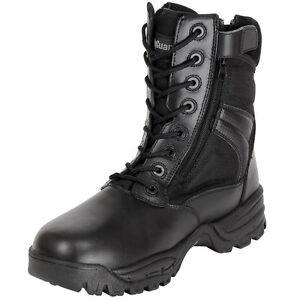Botas Zapatos Rangers City cremallera T de Guard intervención Doble 41 Megatech qqUZrHx