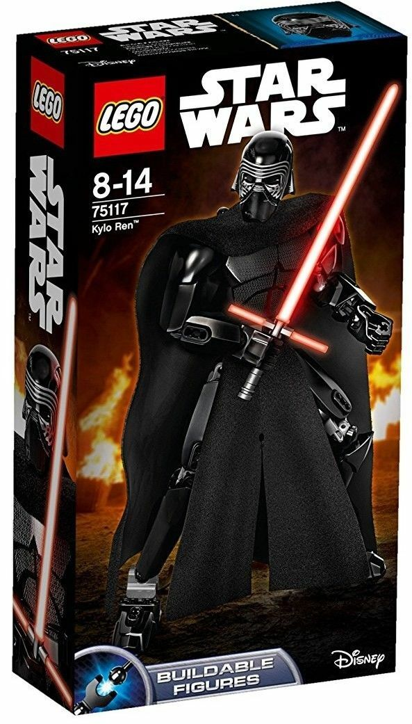 LEGO 75117 Constraction Star Wars Kylo Ren Building Set